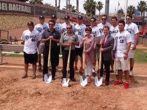 BASEBALLGROUNDBREAKING